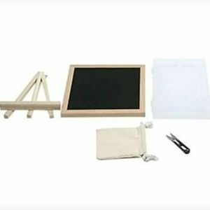 """10"""" letterboard with easel"""